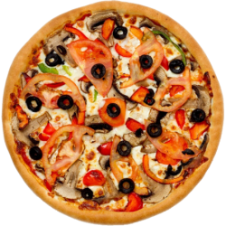 Pizza personnalisée 1